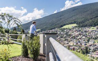 Alpenhotel Rainell Aussicht