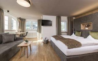 Alpenhotel Rainell Zimmer©Hannes Niederkofler