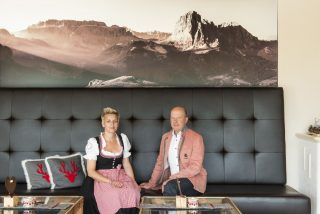 Alpenhotel Rainell Gastgeber
