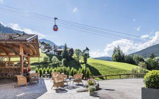 Alpenhotel Rainell Gondel