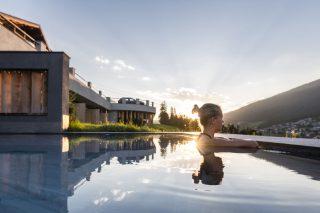 Alpenhotel Rainell Pool