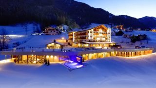 Alpenhotel Rainell Winter