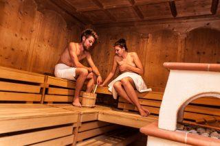 Autentic Adler Sauna
