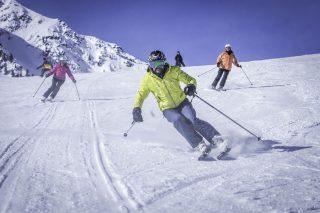 Autentic Adler Skifahren©TVB Kronplatz