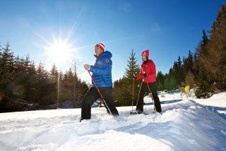 Das Katschberg Schneeschuhwandern