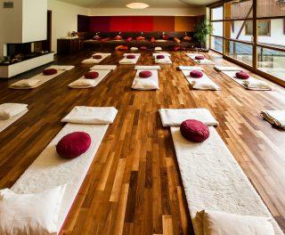 Der Daberer. Das Biohotel Yoga