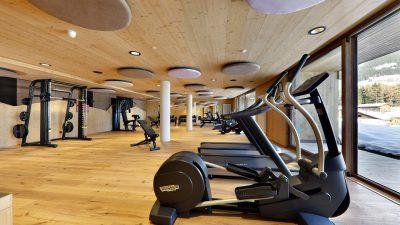 Erlebnisort Gassenhof Fitnessraum