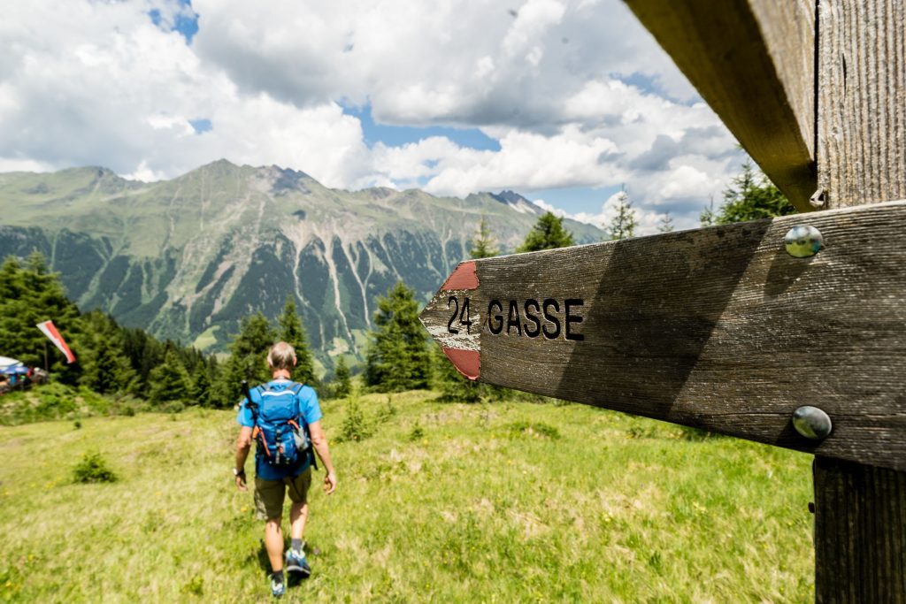 Erlebnisort Gassenhof wandern