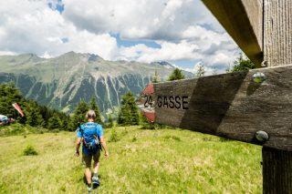 Erlebnisort Gassenhof wandernWandern im Ridnauntal Erlebnisort Gassenhof ©Carolin Thiersch