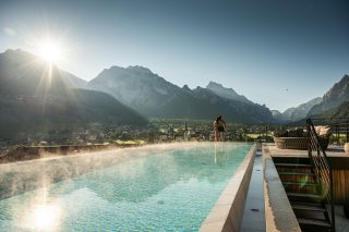 Excelsior Infinity Pool© Lorenz Masser