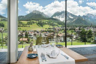 Excelsior Dolomites Life Resort Restaurant©Lorenz Masser
