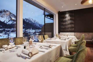 Excelsior Dolomites Life Resort Restaurant©Michael Huber