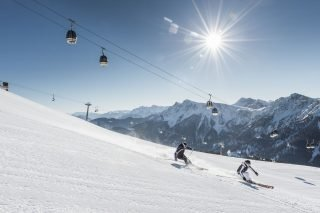 Excelsior Dolomites Life Resort Skipiste©Michael Huber