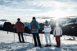 Excelsior Dolomites Life Resort Skipiste©Mateusz Turzynski
