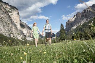 Excelsior Dolomites Life Resort wandern©Michael Huber