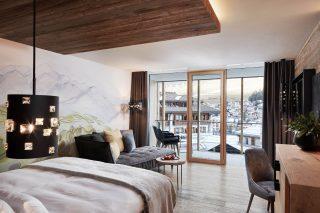 Excelsior Dolomites Life Resort Zimmer©Michael Huber