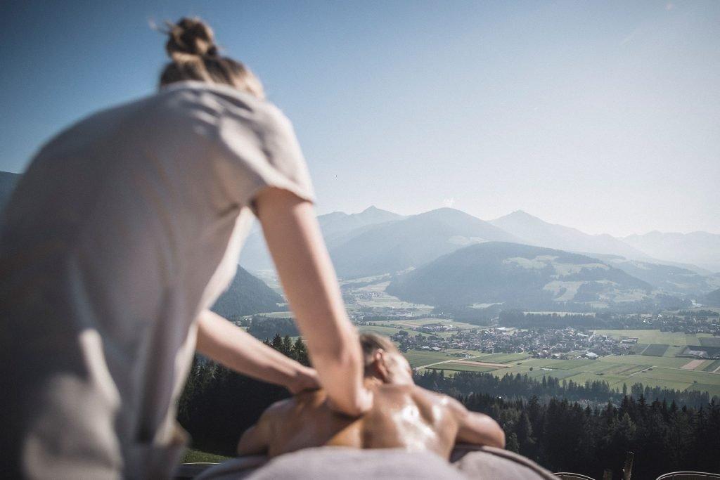 Hotel Hubertus Massage
