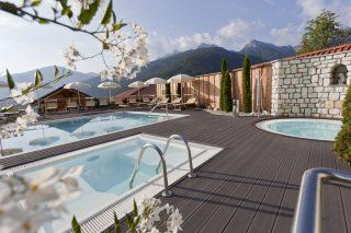 Hotel Hubertus Pool