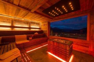 Hotel Hubertus Sauna