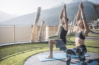 Hotel Hubertus Yoga