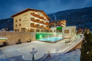 Hotel Jägerhof Winter