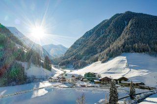 Hotel Jaufentalerhof Winterurlaub