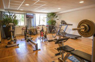 Hotel Marica Fitnessraum