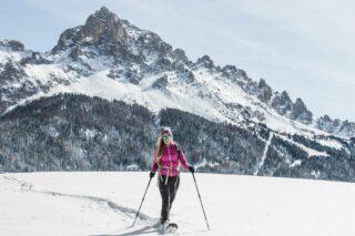 Marica Schneeschuhwandern