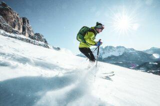 Skitouren beim Hotel Marica ©Hotel Marica