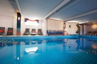 Hotel Rosengarten Schwimmbad