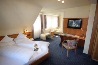 Hotel Rosengarten Zimmer