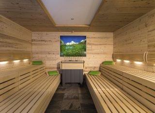 Wanderhotel Taurerwirt Sauna