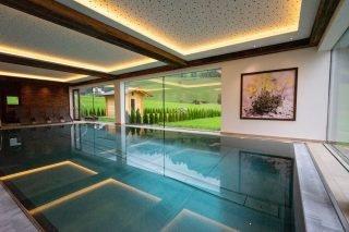 Hotel Trenker Schwimmbad