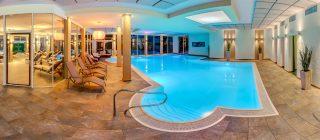Hotel Waldhof Hallenbad