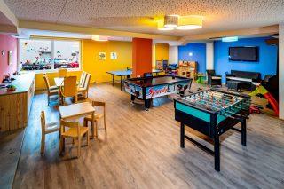 Hotel Waldhof Spielzimmer