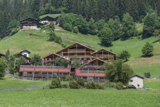 Italien Suedtirol Trentino Alto Adige Ulten Tal Ulten Val d'Ultimo St. Nikolaus Erlebnishotel Waltershof