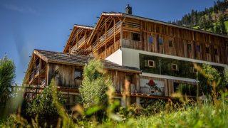 Hotel Waltershof Aussenansicht