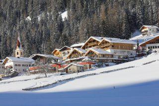 Erlebnishotel Waltershof Ultental Winter
