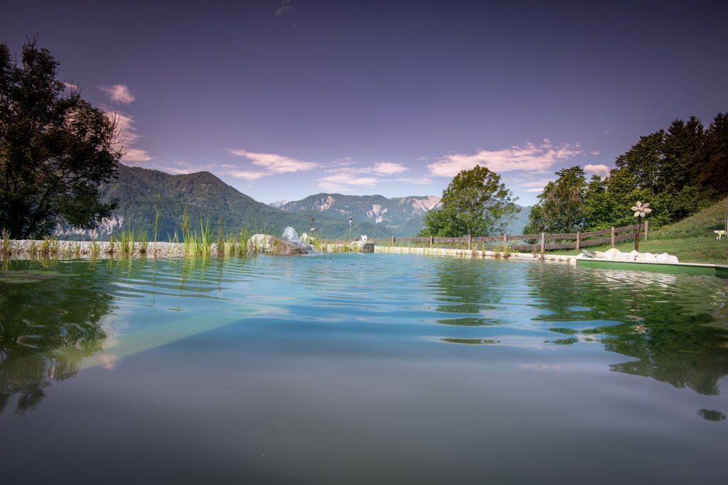 Landhof Irschen Teich