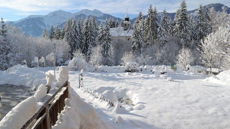 Landhof Irschen Winterurlaub