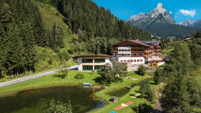 Landhotel Alpenhof Filzmoos©Foto Design DAVID