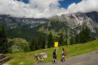 Landhotel Schafhuber WandertourWanderhotel Schafhuber in Maria Alm - Hinterthal, Österreich