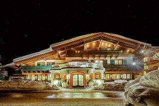 Landhotel Schafhuber Winter