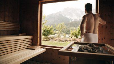 Leitlhof Sauna©Mike Rabensteiner