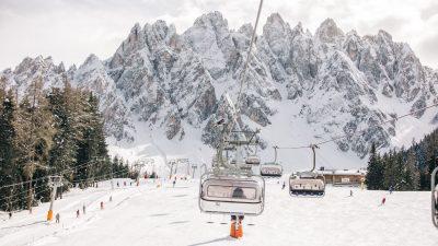 Leitlhof Skifahren©Mike Rabensteiner