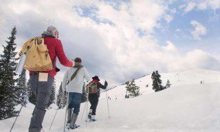 Naturel Hoteldorf Schönleitn Schneeschuhwandern