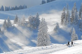Naturel Hoteldorf Schönleitn Winterwandern