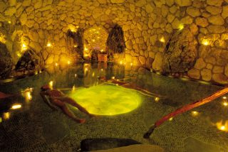 Italy, Alto Adige, Val Luson, Hotel Lusnerhof