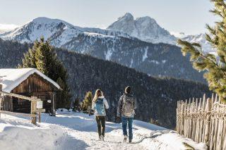 Naturhotel Lüsnerhof Winterwandern©Hannes Niederkofler