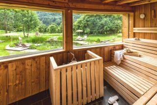 Taubers Vitalhotel Sauna